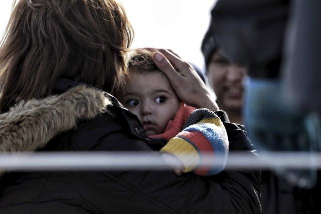 Malgré une diminution marquée de la mortalité infantile... (Agence France-Presse)