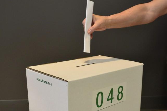Si tous les candidats à l'élection partielle dans Chicoutimi ont affirmé... (Archives)