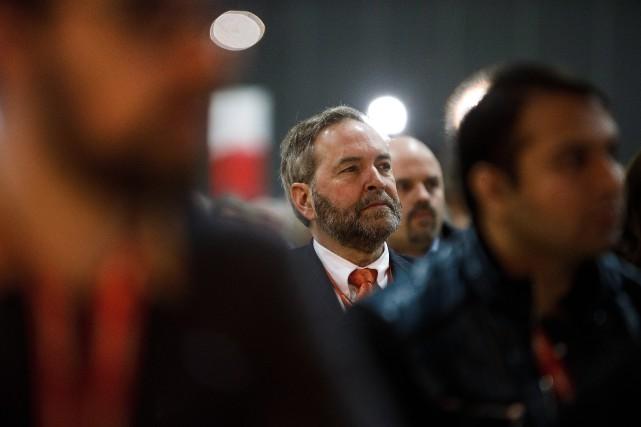 Les militants du NPD réunis en congrès à... (La Presse Canadienne)
