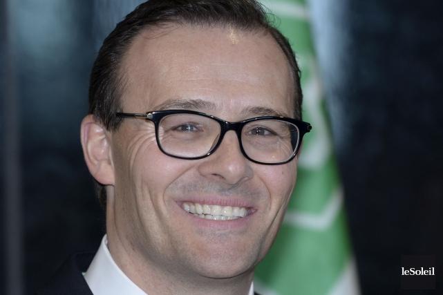 Avec un nouveau président plutôt jeune (46 ans),... (Jean-Marie Villeneuve, Le Soleil)