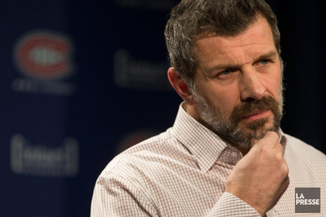 Marc Bergevin... (PHOTO IVANOH DEMERS, ARCHIVES LA PRESSE)