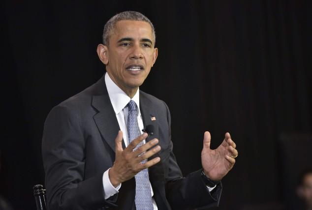Interrogé sur Fox News sur sa «pire erreur»,... (PHOTO MANDEL NGAN, ARCHIVES AFP)