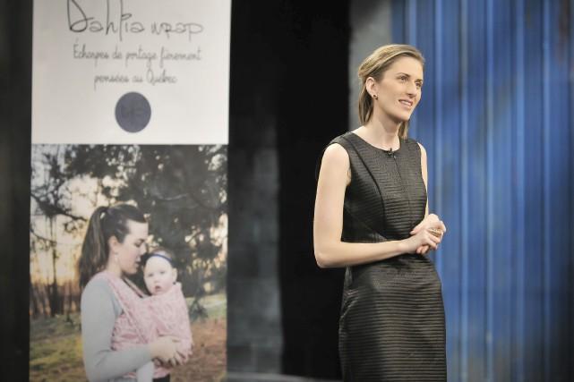 Andrée-Anne Perreault sera l'une des vedettes de l'épisode... (Photo fournie)