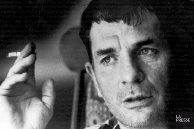 Jack Kerouac, né à Lowell au Massachusetts de... (PHOTO ARCHIVES LA PRESSE)