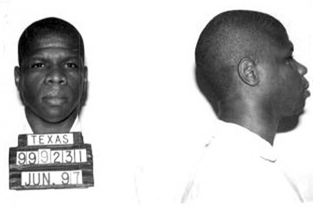 Duane Bucka été condamné à mort en 1997... (PHOTO FOURNIE PAR LES AUTORITÉS TEXANES)