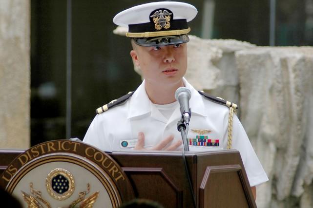 Selon une source s'exprimant sous couvert d'anonymat, l'officier... (PHOTO ARCHIVES AFP)