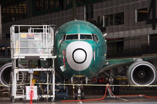 Boeing a discuté de ventes d'avions neufs à l'Iran lors d'une visite d'une... (PHOTO REUTERS)