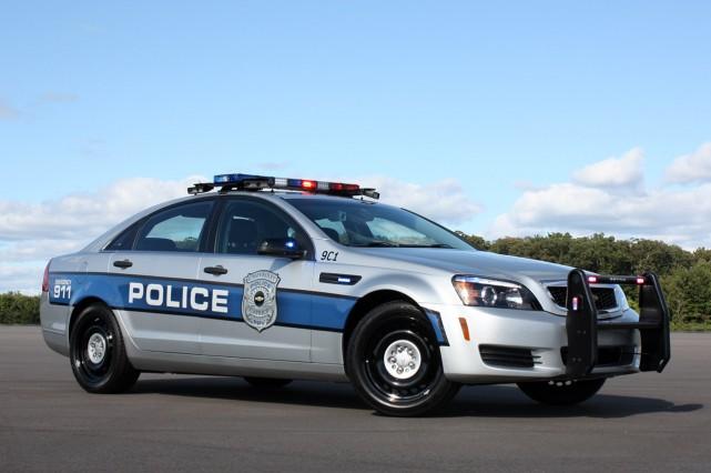 Ces Chevrolet Caprice de police ont un problème...