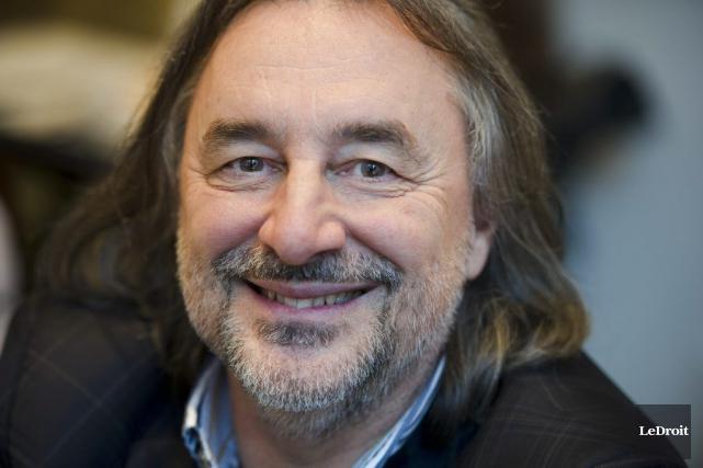 Yves Léveillé est le directeur artistique et le... (Martin Roy, LeDroit)