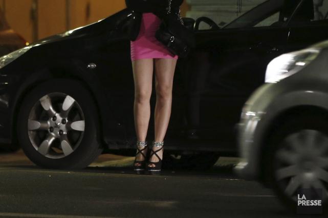 Un résident d'Ottawa accusé d'agression sexuelle sur une prostituée utilisait... (Archives AFP)