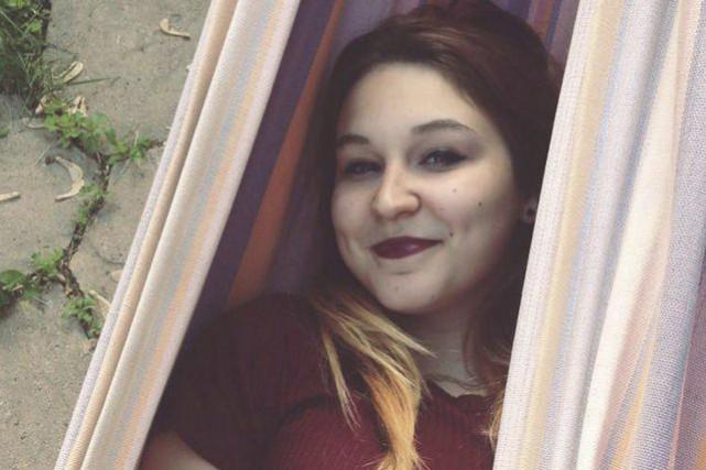 Clémence Beaulieu-Patry a été tuée dimanche dans un... (Photo tirée de Facebook)