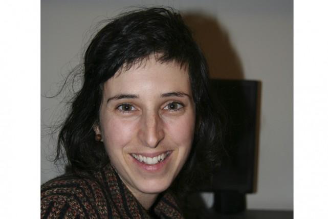 L'organisatrice du Réfugiés O Show, Ève Sano-Gélinas.... (photo courtoisie)