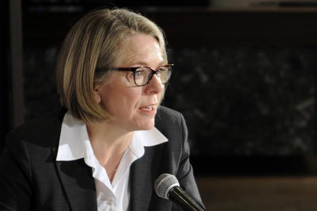 La péquiste Mireille Jean.... (Archives Le Quotidien)