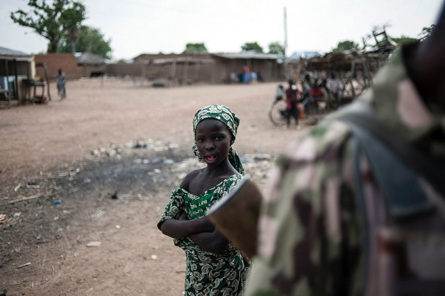 Un rapport de l'UNICEF pointe la situation dramatique... (PHOTO STEFAN HEUNIS, AFP)