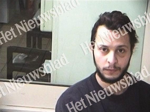 Salah Abdeslam... (PHOTO archives HET NIEUWSBLAD)