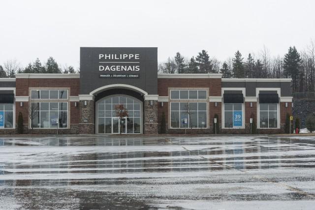 Tout indique que les clients des meubles Philippe Dagenais ne seront pas... (Spectre Média, Frédéric Côté)