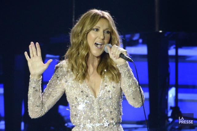 Céline Dion sera en spectacle à l'Amphithéâtre Cogeco... (Photo: La Presse)