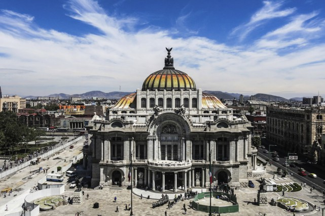 Plusieurs quartiers de la ville de Mexico méritent... (PHOTO THINKSTOCK)