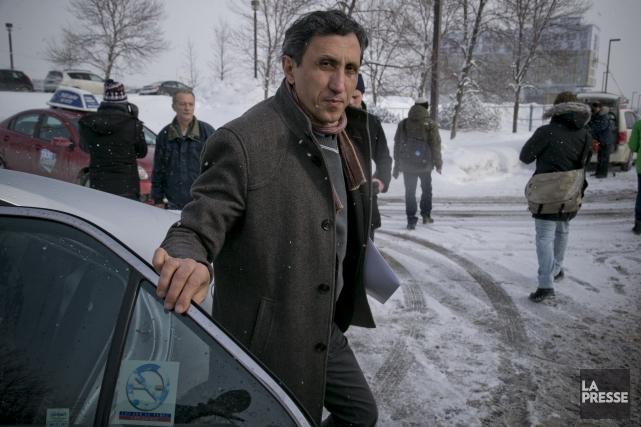 Le député de Québec Solidaire Amir Khadir... (La Presse, David Boily)