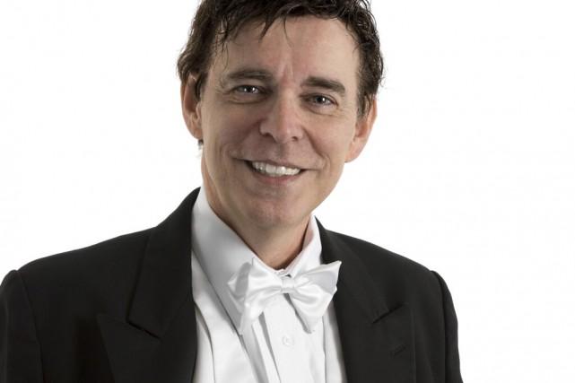 La direction musicale sera assurée par le chef... (courtoisie Patrick Guérin)