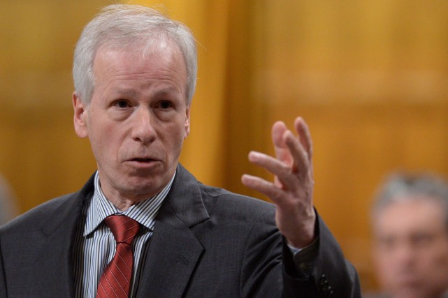 Le ministre des Affaires étrangères, Stéphane Dion... (PHOTO SEAN KILPATRICK, ARCHIVES LA PRESSE CANADIENNE)