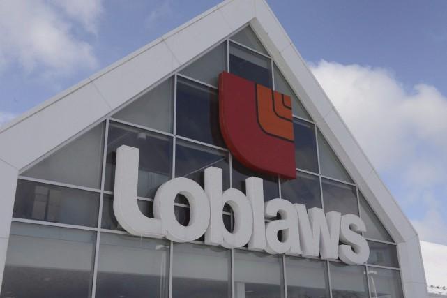 Loblaw exploite plus de 2300 magasins, ce qui... (La Presse Canadienne, Ryan Remiorz)