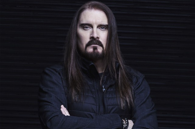 James LaBrie, le chanteur du groupe Dream Theater,... (Warner Music Canada)