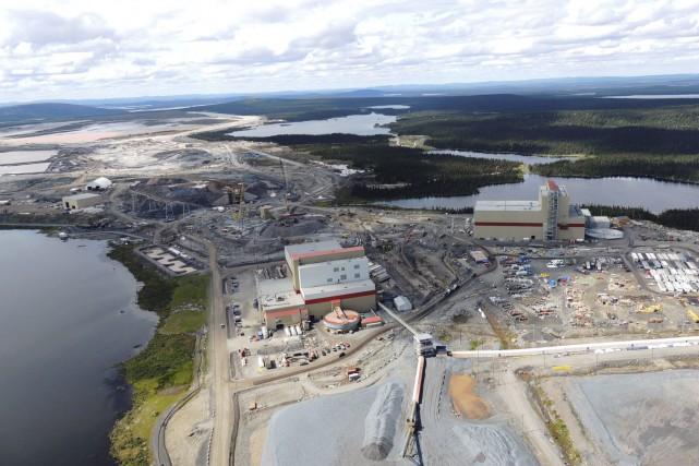 Minerai de fer Québec devient la nouvelle entité... (Fournie par Champion Iron Limited)
