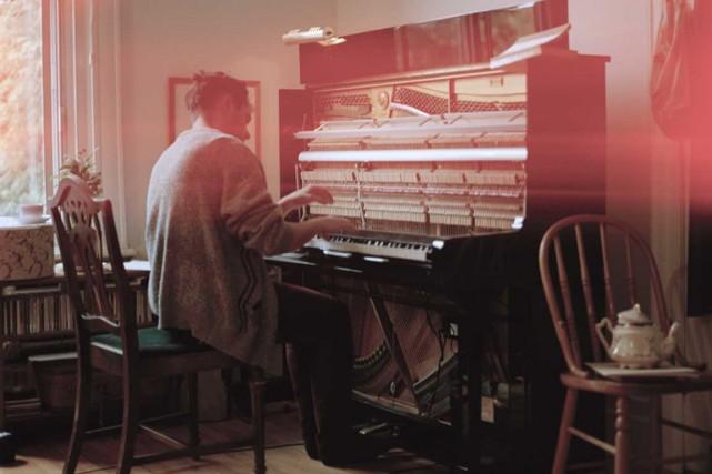 Le pianiste Jean-Michel Blais a enregistré son album... (Éric Morrissette)