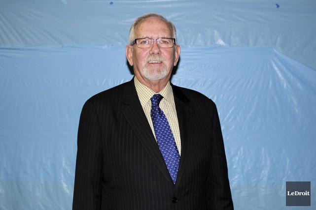 Le nouveau conseiller, Daniel Lafleur... (Martin Brunette, LeDroit)