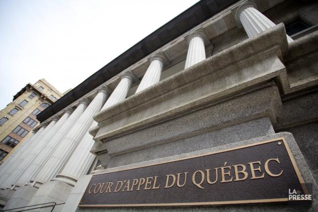 La Cour d'appel du Québec déclare ne pas avoir compétence pour modifier le... (Archives La Presse)