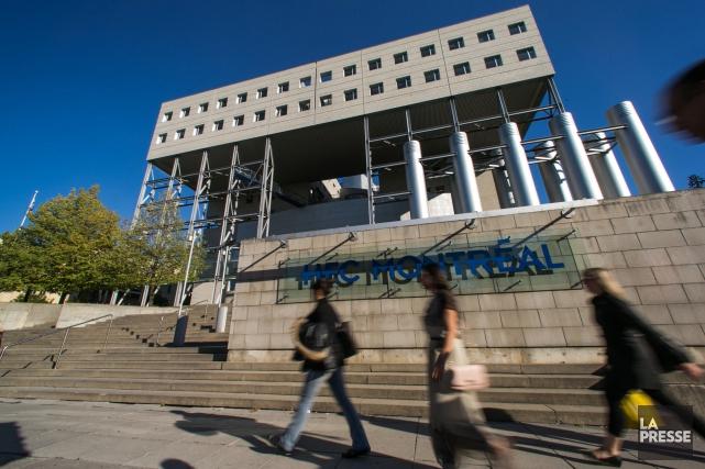 Dès cette année, HEC Montréal veut davantage stimuler... (Photo Hugo-Sébastien Aubert, Archives La Presse)