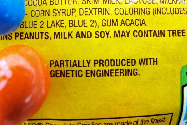 Une loi oblige les fabricants alimentaires à afficher... (Photo Lisa Rathke, AP)