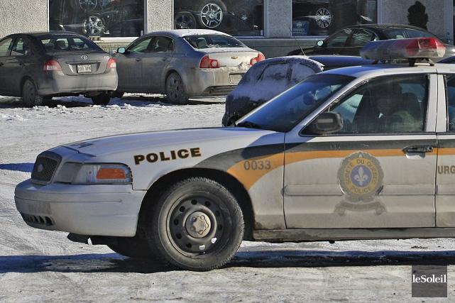 L'un ou les deux conducteurs ayant été impliqués dans un accident de la route... (Photothèque Le Soleil, Pascal Ratthé)
