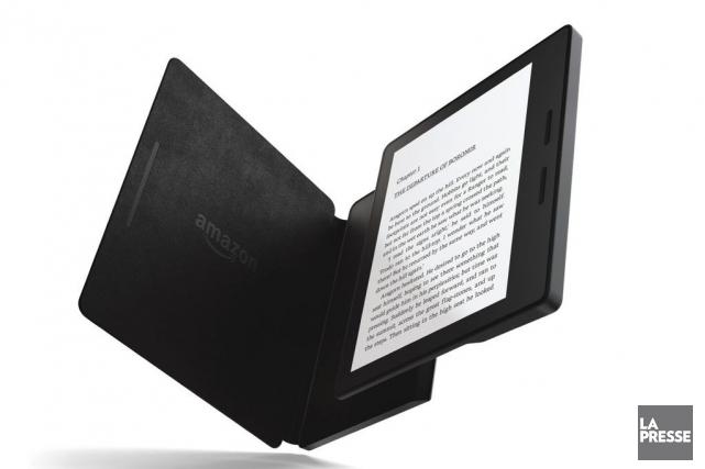 La vente des livres électroniques est en baisse aux États-Unis, selon un récent... (PHOTO ARCHIVES LA PRESSE)