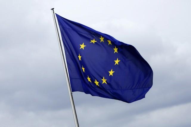 Sur les décombres de deux guerres mondiales, les pays européens se sont unis... (Markus Schreiber, Archives AP)