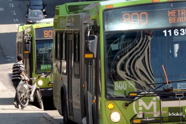 Le Réseau de transport de la Capitale (RTC) procédera d'ici la fin de l'année... (Photothèque Le Soleil, Erick Labbé)