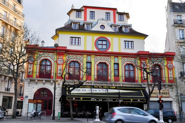 La façade de la salle de spectacle Le... (Creative Commons)