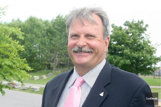 Le député provincial de Carleton-Mississippi Mills,Jack MacLaren... (Archives LeDroit)