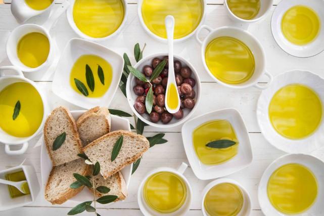 Dire qu'Andreas Papadeas est tombé dans l'huile d'olive lorsqu'il était petit... (123RF/Marco Guidi)