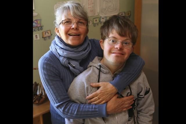 La Bromontoise Josée Grenier fonde beaucoup d'espoir dans... (Photo Janick Marois)