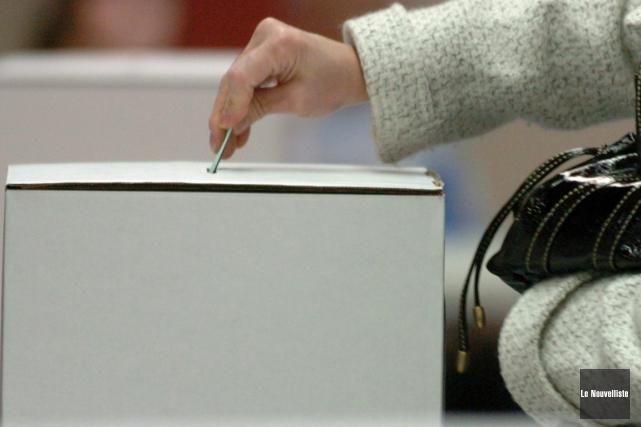 À la veille des élections partielles dans quatre circonscriptions du Québec,... (Photo Archives, Le Nouvelliste)