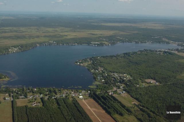 Le lac à la Tortue devrait afficher une... (Sylvain Mayer, Le Nouvelliste)
