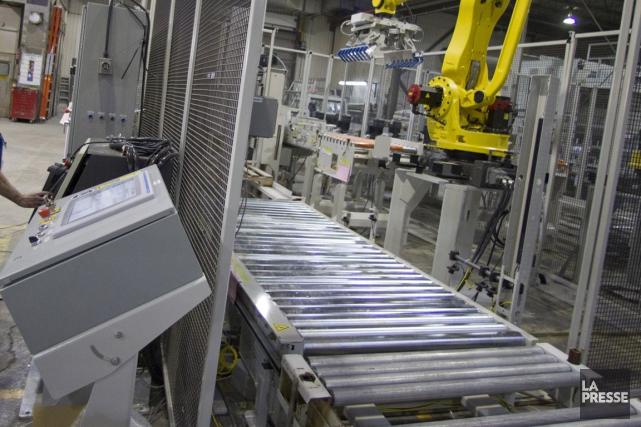 Une des installations de Premier Tech... (Archives La Presse)