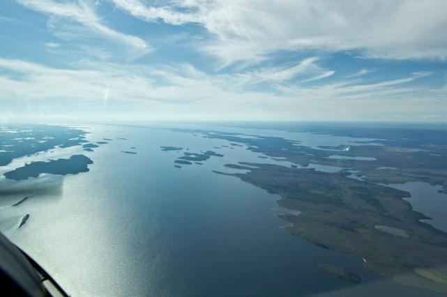 Le Québec pourrait tirer profit de ses immenses... (Photo Hugo-Sébastien Aubert, Archives La Presse)