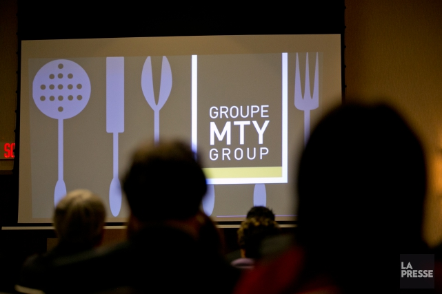 Le groupe de restauration montréalais MTY a formulé... (Photo David Boily, Archives La Presse)