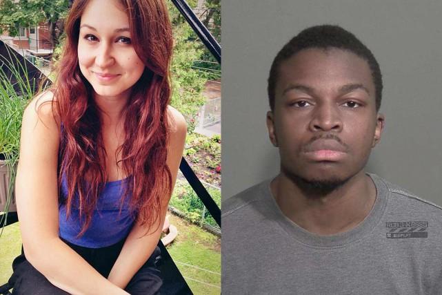 Randy Tshilumba (à droite) est accusé du meurtre... (PHOTOS FACEBOOK ET SPVM)