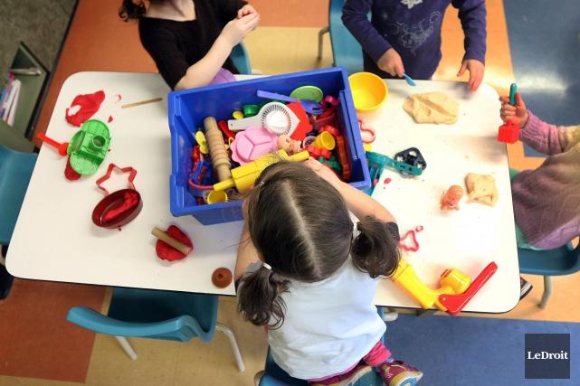 La commission sur la petite enfance, qui sera... (Archives Le Droit)