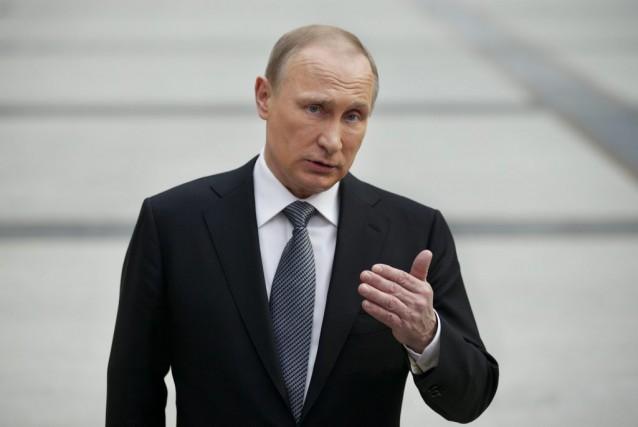 «La situation ne s'est pas encore rétablie mais... (Photo Alexander Zemlianichenko, AP)