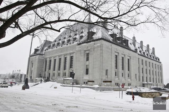 La Cour suprême du Canada a unanimement décidé que les Métis et les Indiens non... (Photothèque Le Soleil, Patrick Woodbury Le Droit)